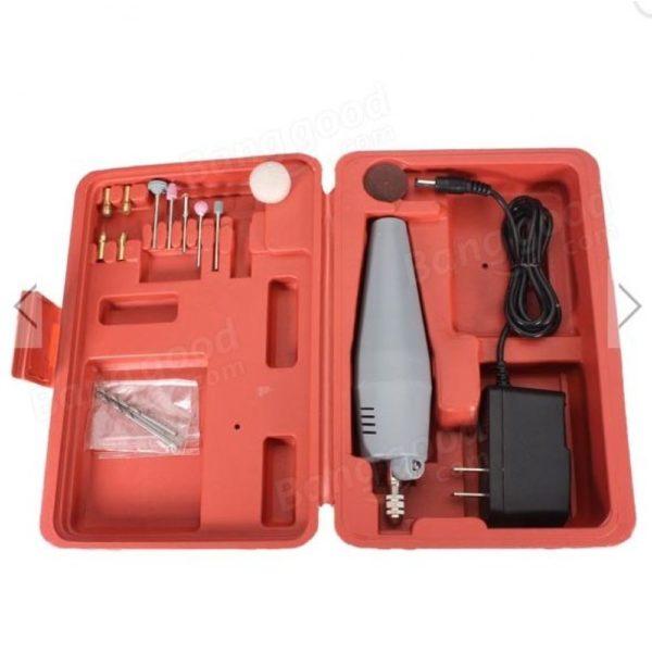 Mini PCB Electric Drill/Grinder Set