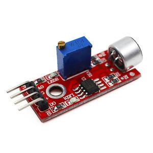 Microphone Sound Detection Sensor Module