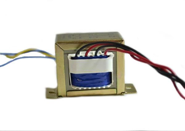 Transformer 220Vac to 12-0-12 Vac (1A)