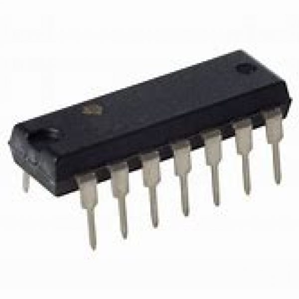 4055 / 7447 BCD to 7-Segment Decoder