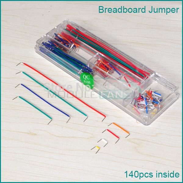 140 cable/boxes for Breadboard