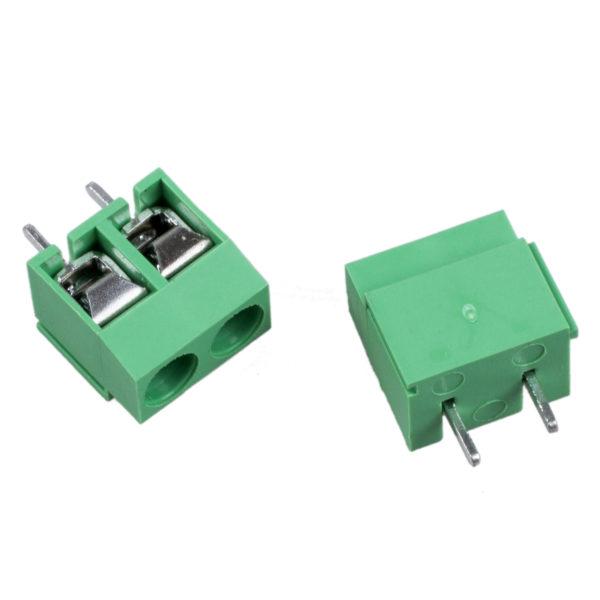 2 Pin PCB Screw Terminals Block