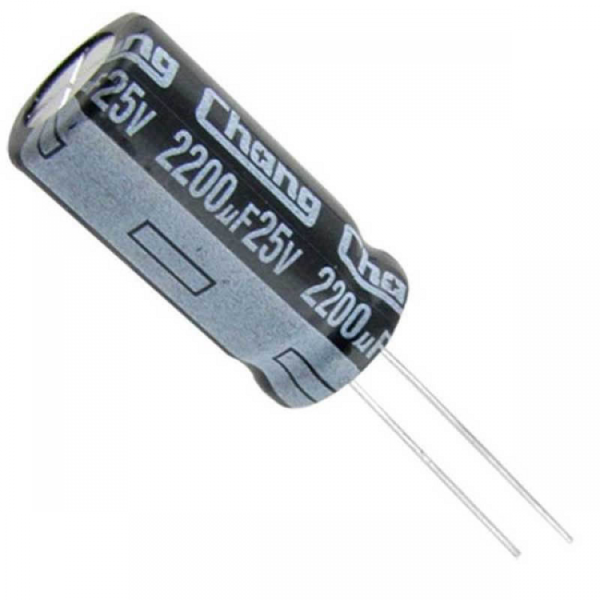 Capacitor 2200UF , 25v