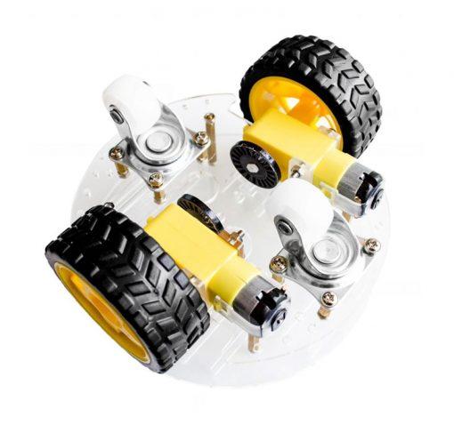 Acrylic Roxbot Chassis 2 Wheel