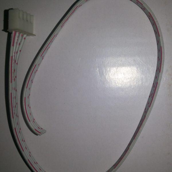 "PW-M- 4 Pin ""Polarized Female On PCB"""