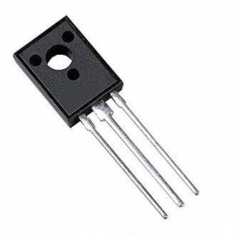 BD139 1.5 A, 80 V NPN Bipolar Power Transistor