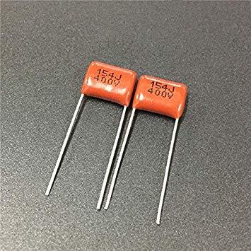 Capacitor 150nf – 0.15UF , 400v ( 154 )