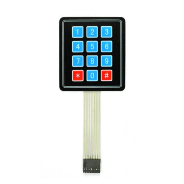 Keypad 4*3