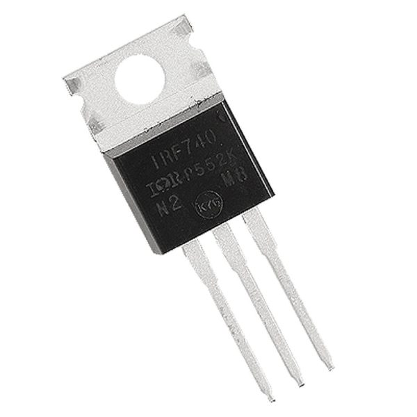 IRF540 N-Channel MOSFET – 30A,100V,0.055 Ohm
