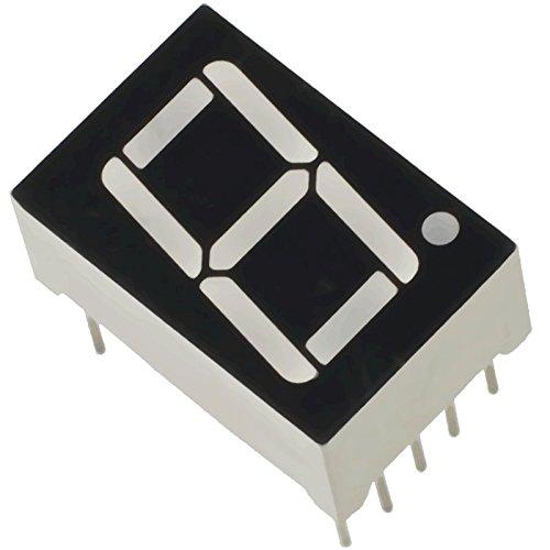 7-SEG 7-SEGMENT COMPONENT LED RGB