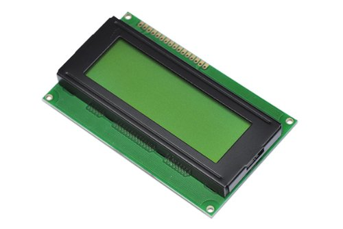 20×4 Character Green LCD