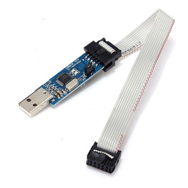 AVR USBASP ISP ICSP Programmer