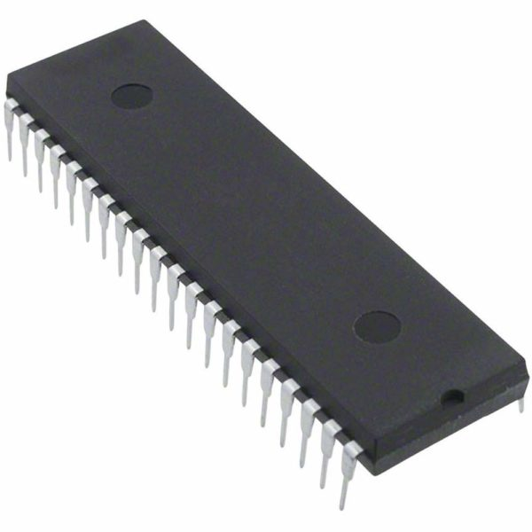 Pic 16F877A – MicroController
