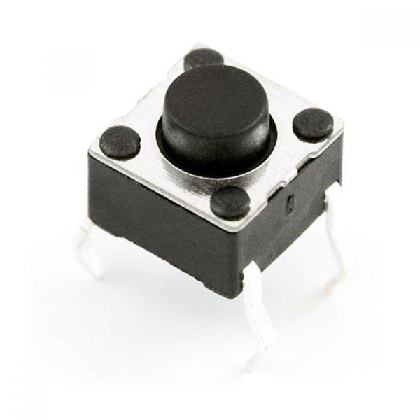 Push Button 6-Pin