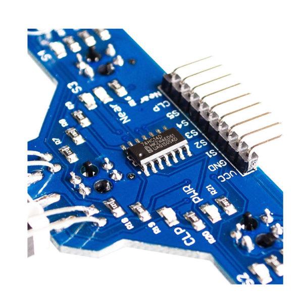 5 Channel Tracking Sensor Module – Infrared Tracking Sensor