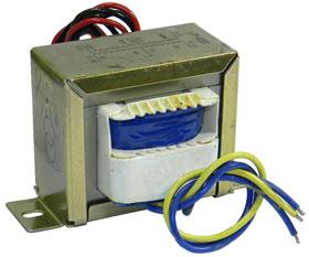 Transformer 220Vac to 12-0-12 Vac (2A)