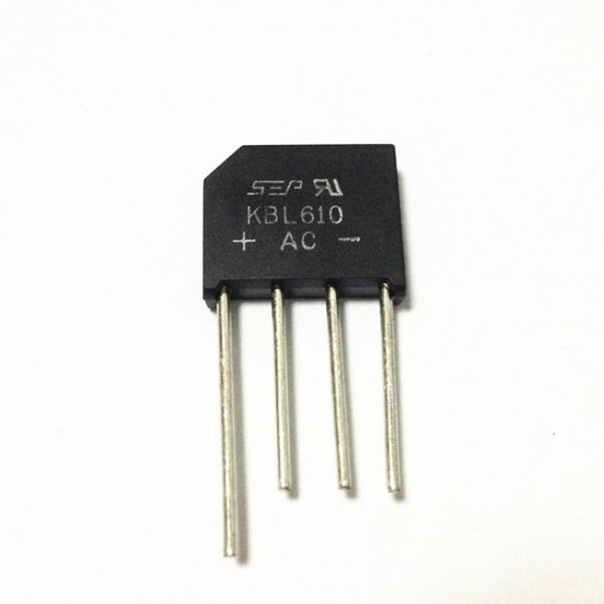BRIDGE RECTIFIER 6A