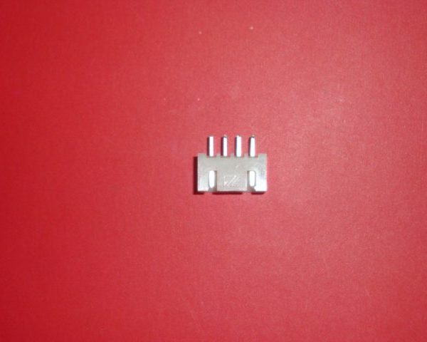 "PW-M- 4 Pin ""Polarized Male On PCB"""