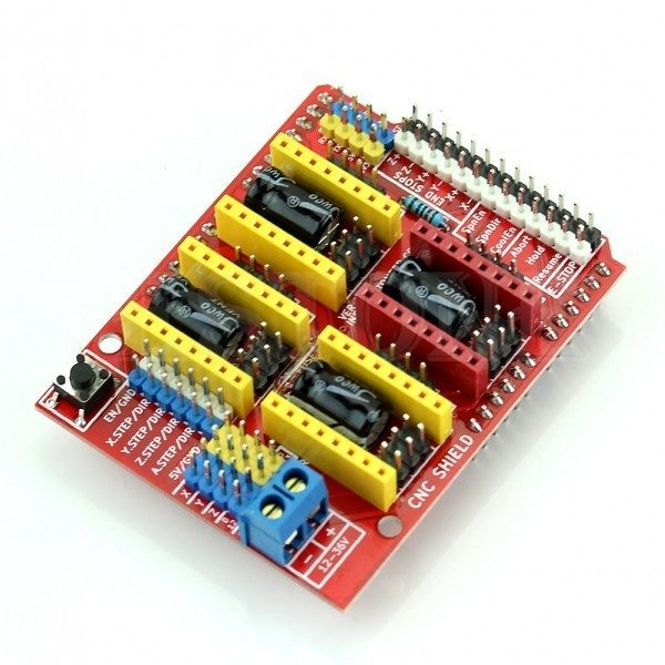Arduino UNO CNC 3D Printer Shield v3