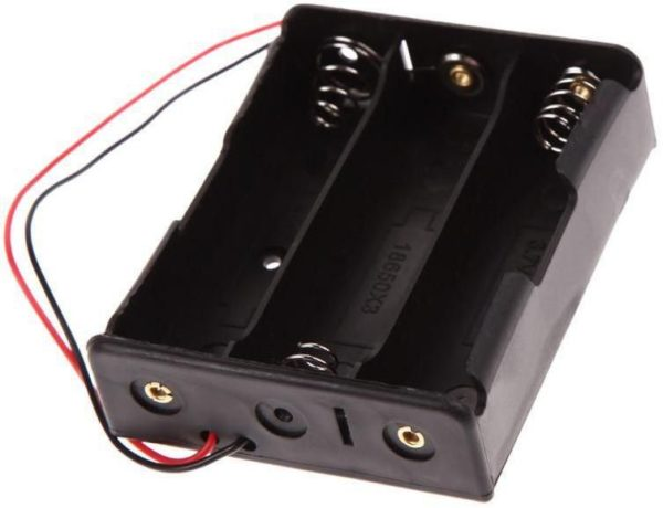 Holder battery