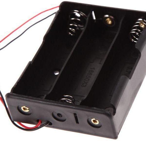Holder battery 3*1