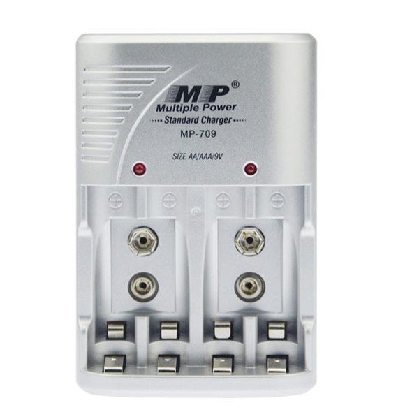 Charger for Ni-Mh Ni-CD AA AAA 9v Battery