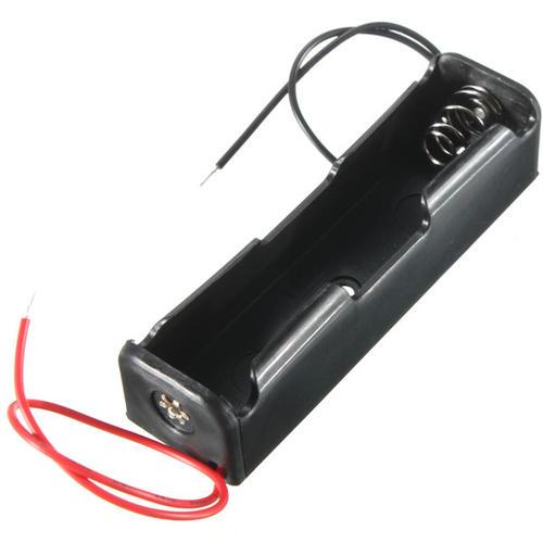 18650 Battery Case Holder 1 cells