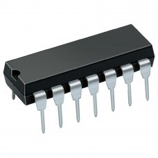 7408 IC QUAD 2-Input AND GATES