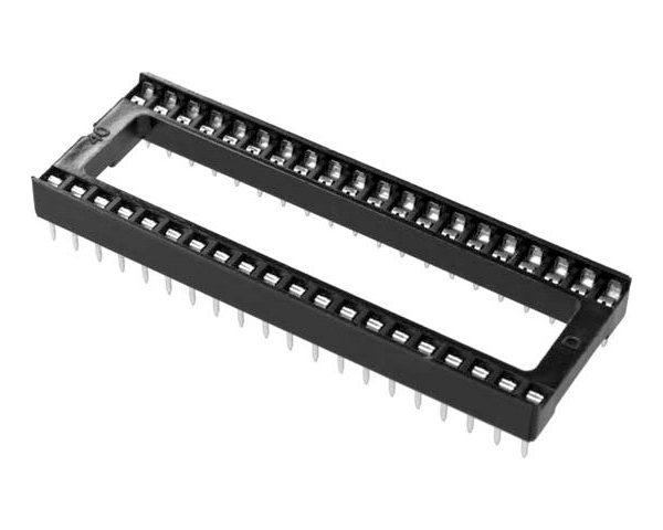 IC Base 20+20 ( 40 Pin )