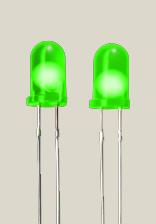 LED 5mm Laser ( Green )