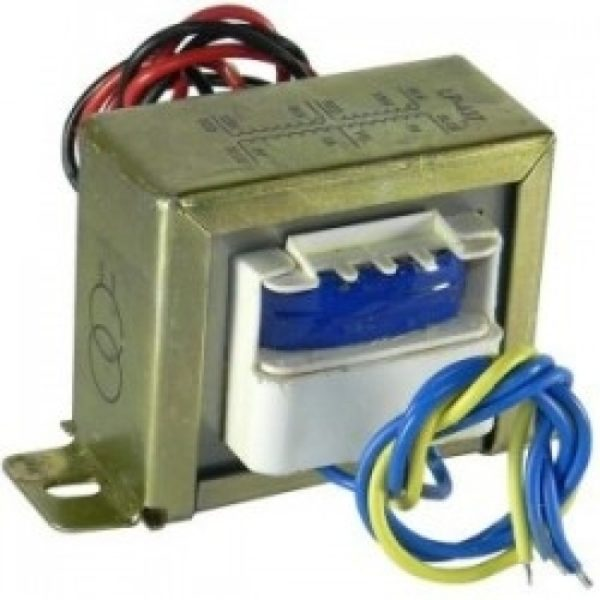 Transformer 220Vac to 12-0-12 Vac (3A)