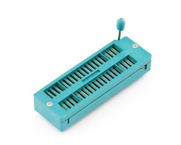 Universal ZIF Socket 40 Pin