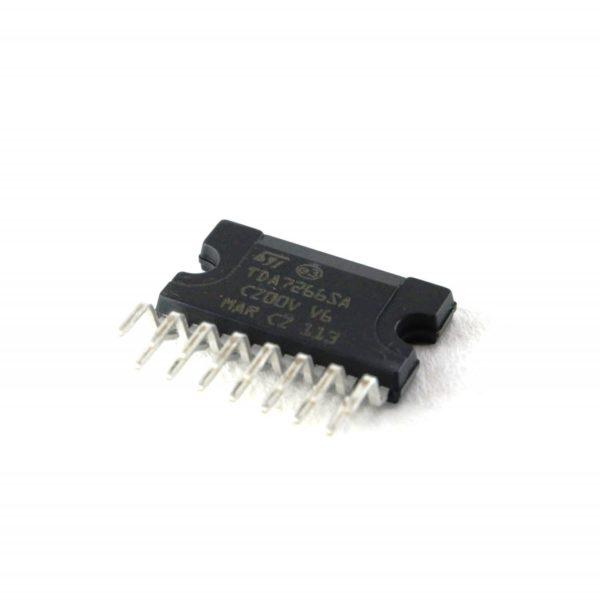 TDA7266 (7+7W) Dual Bridge Amplifier