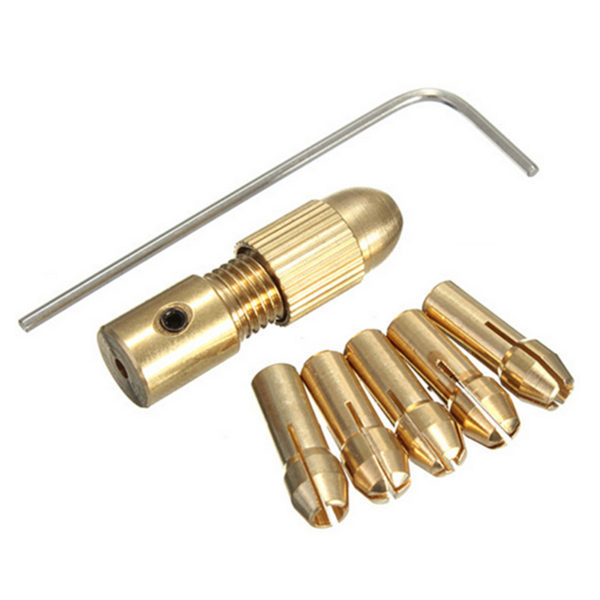 Drill Kit Chuck Electric Drill Bit Collet