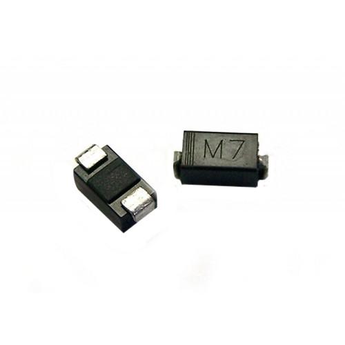 SMD Diode M7 (1N4007) 1A/1000V ( 10pcs )