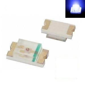 SMD 0805 LED blue( 10pcs )