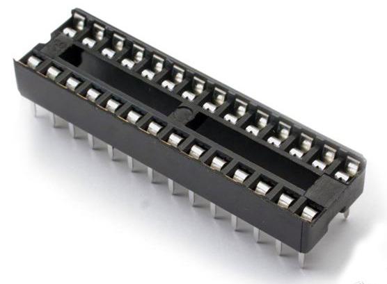 IC socket 14+14(28pin)