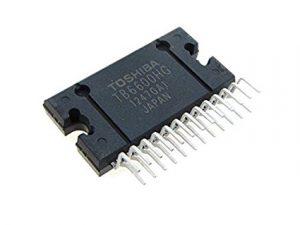 TB6600 Stepper Motor Driver IC (5A)