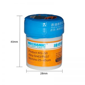Solder Flux Paste Soldering Tin Cream For PCB BGA SMD