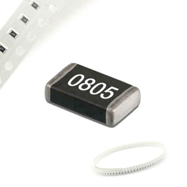 100K OHM SMD Resistor(0805) ( 10pcs )