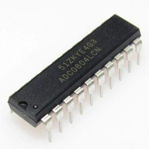ADC0804 (8-Bit Analog To Digital Converters )