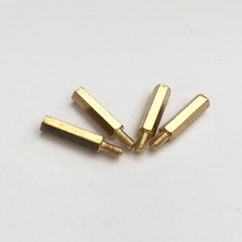 Copper Spacer 20mm M/F