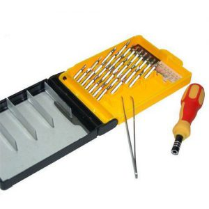32 in 1 set Micro Pocket Precision Screwdriver