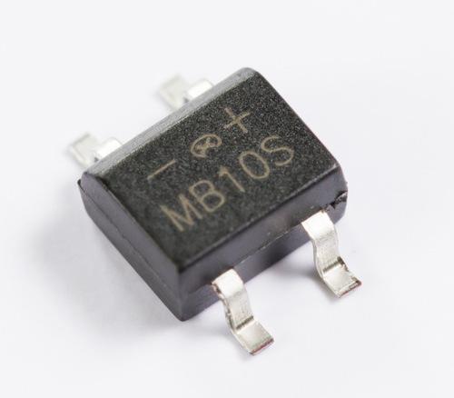 Bridge Rectifier MB10S(1000V/0.8A)