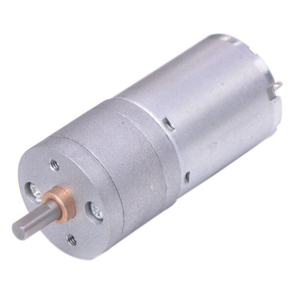 DC Gear Motor (JGA25-370-12V-176RPM)