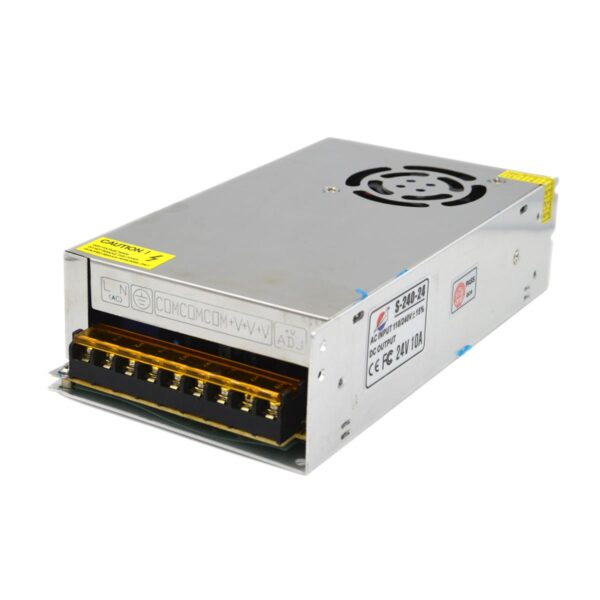Power Supply SMPS S-240-24 (24V,10A)