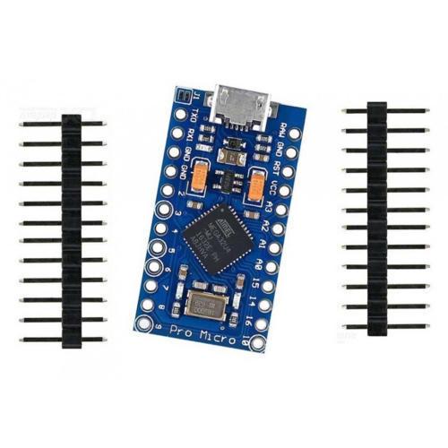 Pro Micro ATmega32U4 5V/16MHz Module