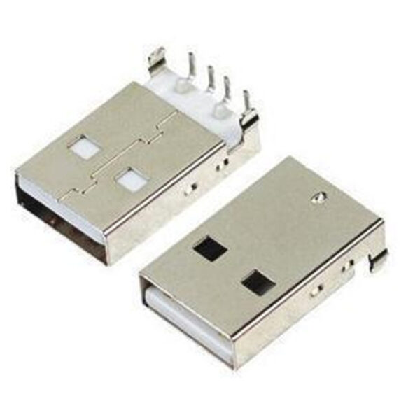 Male USB Connector Type (A) DIP