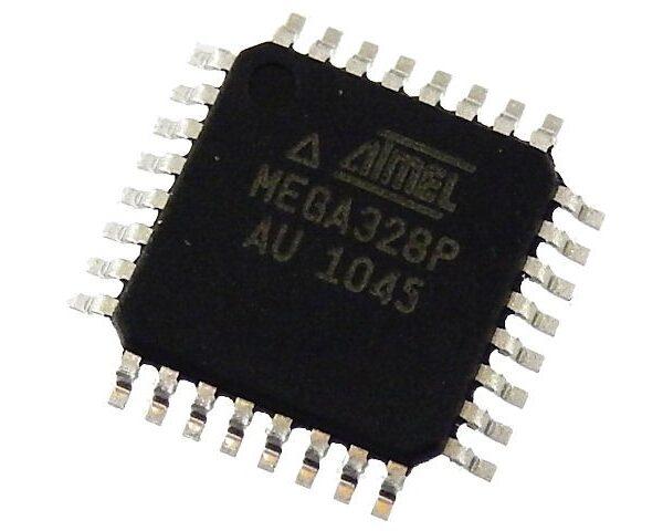 ATMEGA328-AU 8-bit AVR with 32K Bytes of ISP Flash
