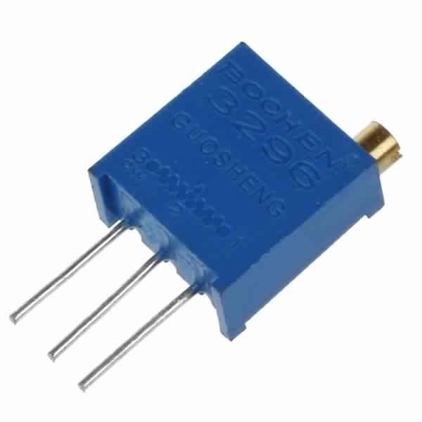 3296 Multiturn Potentiometer- POT (50 KOhm)